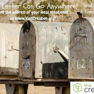 Your Letter Can Go Anywhere!